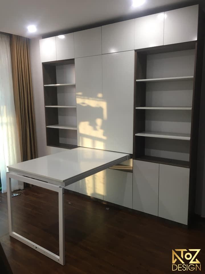 ATOZ Design chuyên thiết kế mẫu nội thất từ gỗ công nghiệp theo nhu cầu