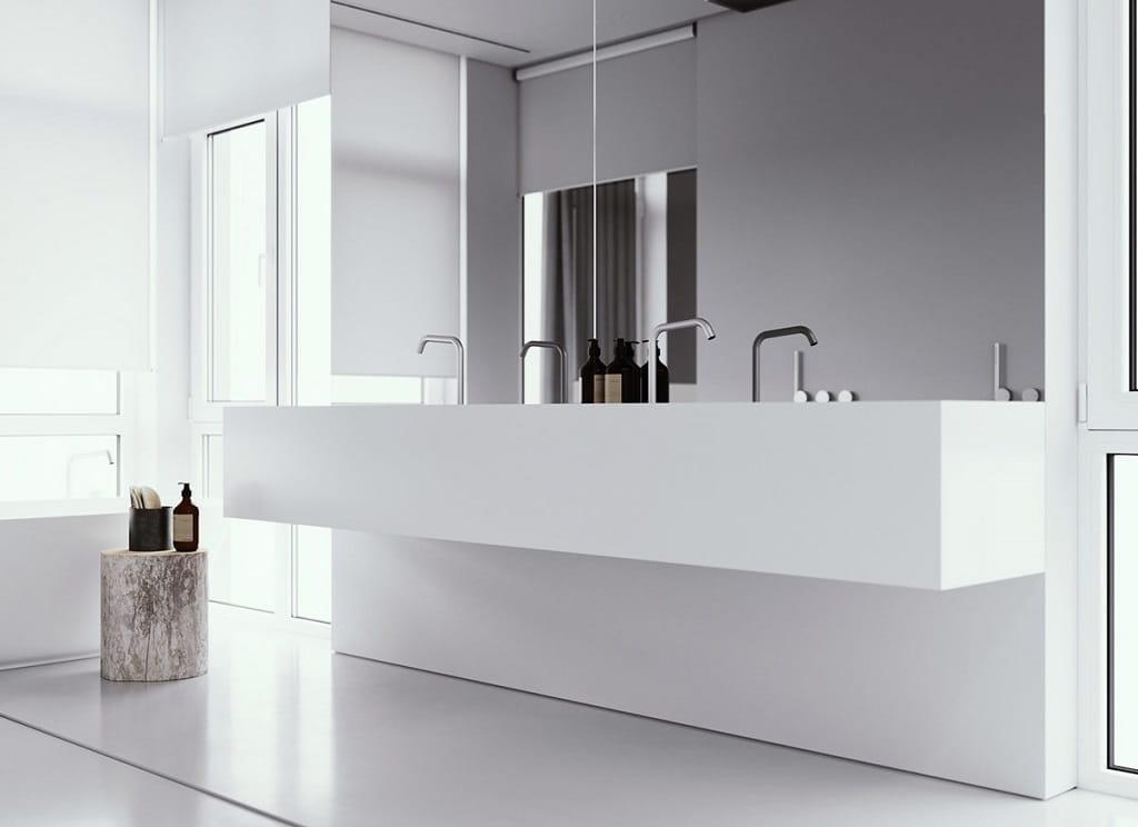 Sự gọn gàng, ngăn nắp là bắt buộc trong phong cách thiết kế nội thất Minimalism