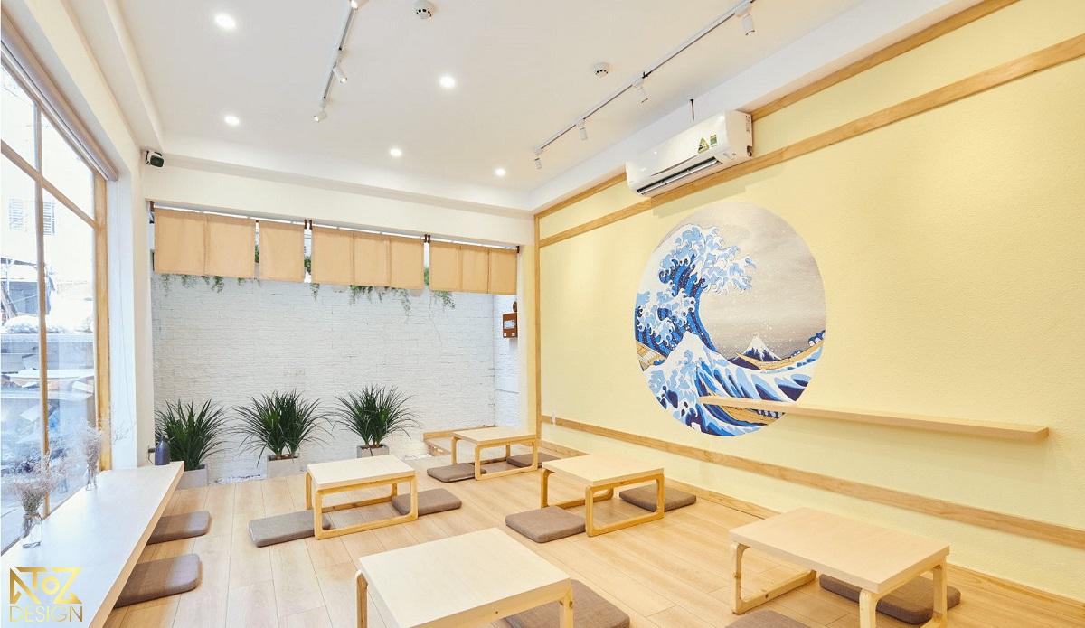 ATOZ Design chuyên thi công nội thất quán cà phê trọn gói tại TPHCM