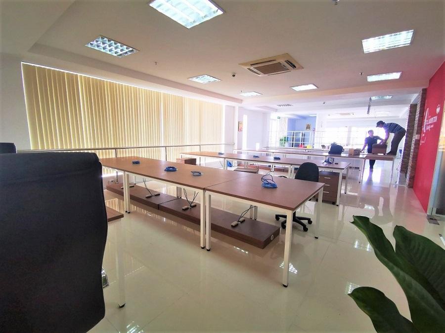 ATOZ Design chuyên thi công nội thất văn phòng tại TPHCM