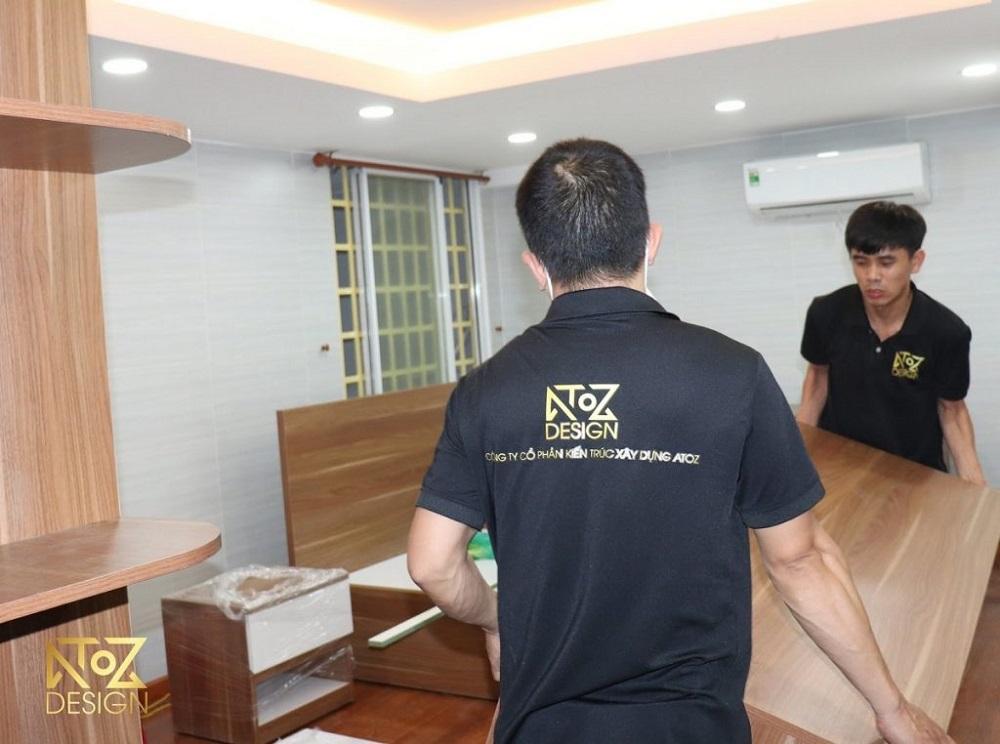 ATOZ Design là đơn vị chuyên thi công nội thất văn phòng tại TPHCM
