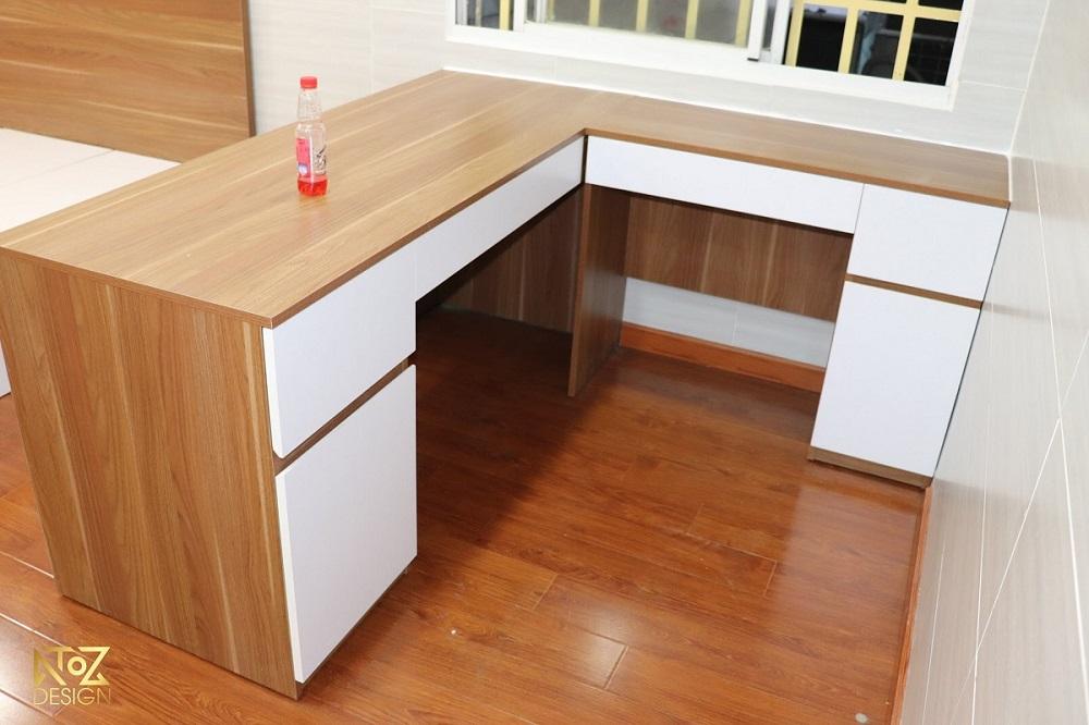 Lựa chọn các vật dụng phù hợp giúp mang lại không gian làm việc thoải mái