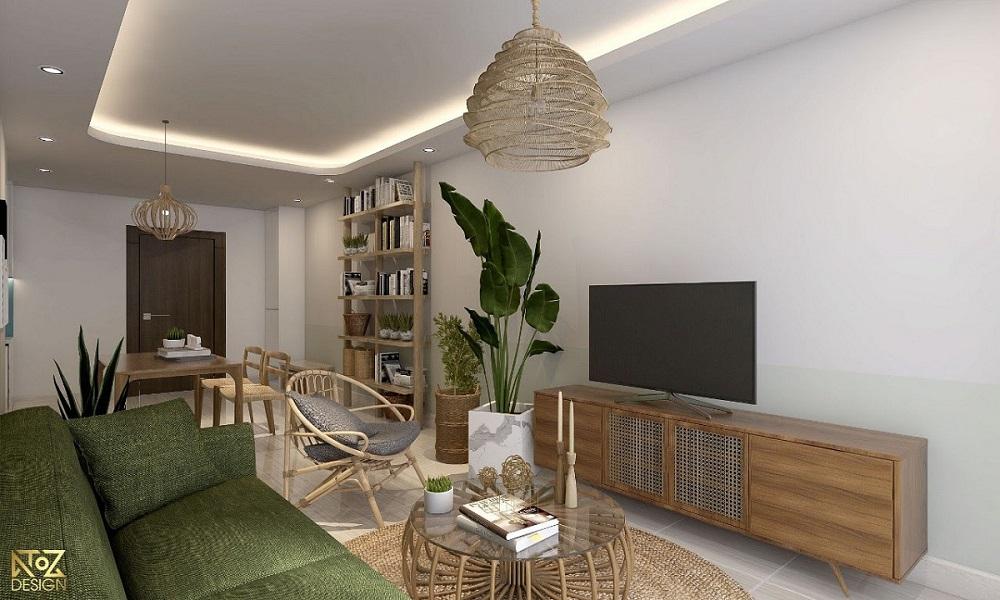 Khung nhà là bộ phận tăng tính ổn định cho ngôi nhà
